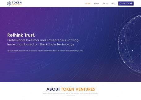 Token Ventures